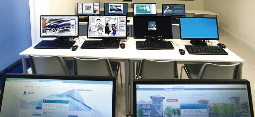 Aula Informática - Politeknika